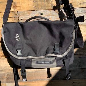 🌻TIMBUK2 Black & Gray Massive Messenger Bag